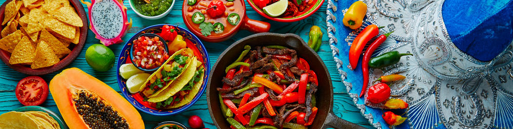 Mexican Food banner