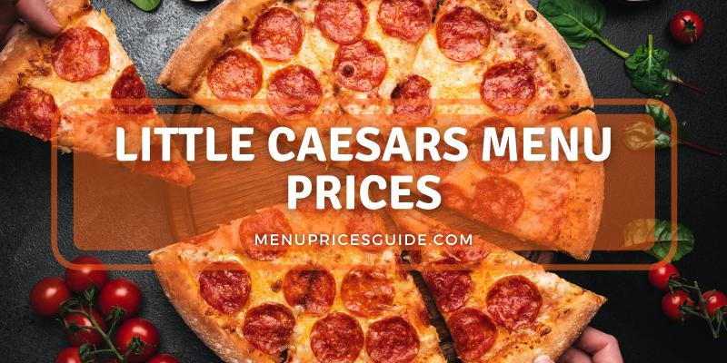 little caesars menu