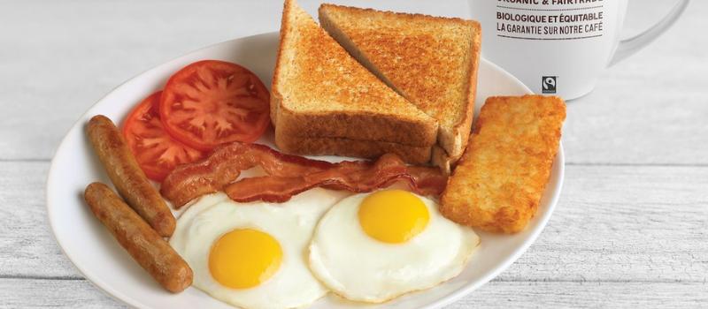 A&W breakfast menu prices 2021