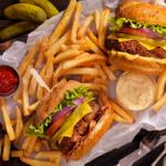 Carl's Jr menu vs McDonalds