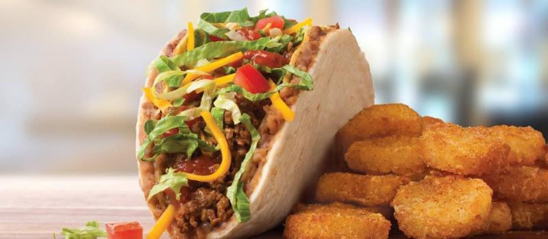 Taco John's menu