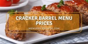 cracker barrel menu