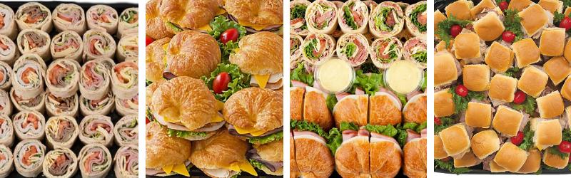 Costco catering menu