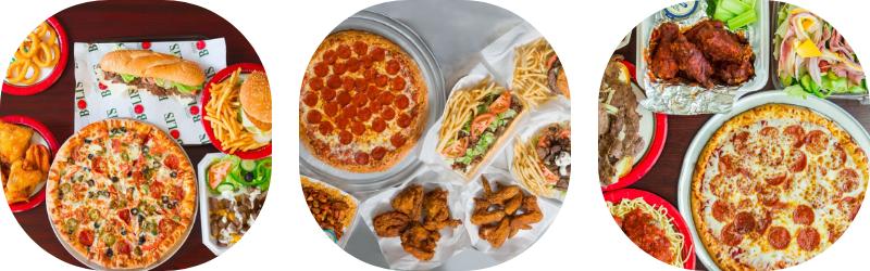 Pizza Boli's Specials menu prices